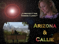 Arizona &amp; Callie - greys-anatomy wallpaper