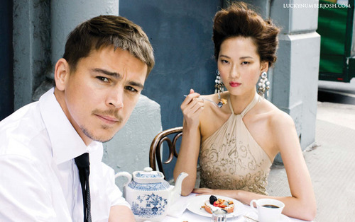 Arthur Elgort (Korea Vogue Nov 09)