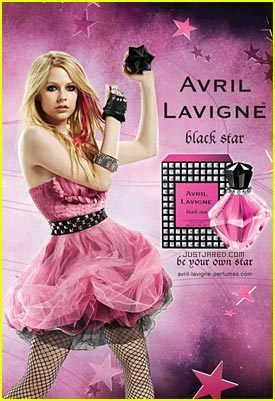 Avril Lavigne/Black 星, つ星