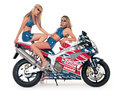 BIKE BABES - motorcycles wallpaper