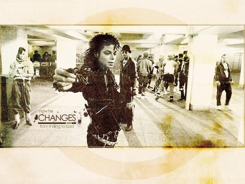 Bad Michael :)