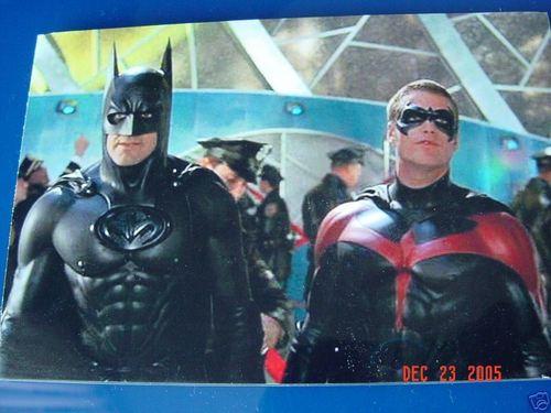Người dơi & Robin