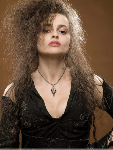 Bellatrix Lestrange wallpaper probably with a portrait titled Bellatrix OOTP
