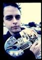 Billie Joe and Guitar