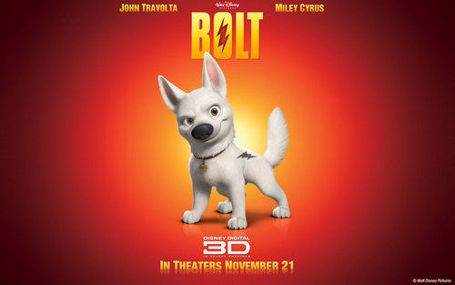 Bolt (Wallpaper)