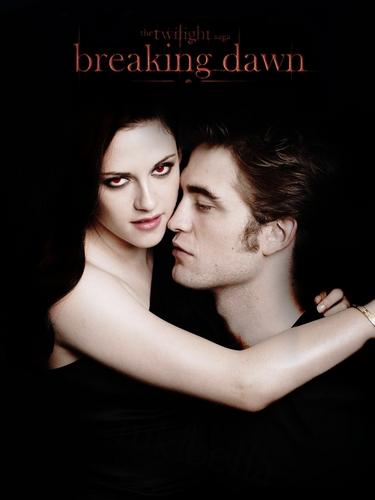 Breaking Dawn poster!