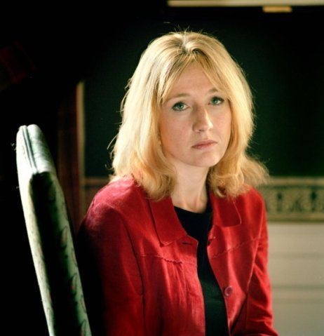 Broom Photoshoot, 2000 - jkrowling Photo