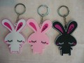 Bunnies Keychains - keychains photo
