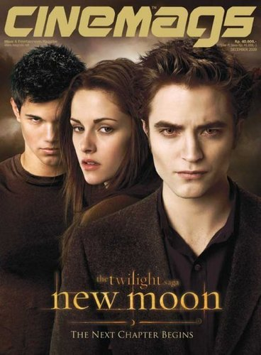 CINEMAGS - NEW MOON