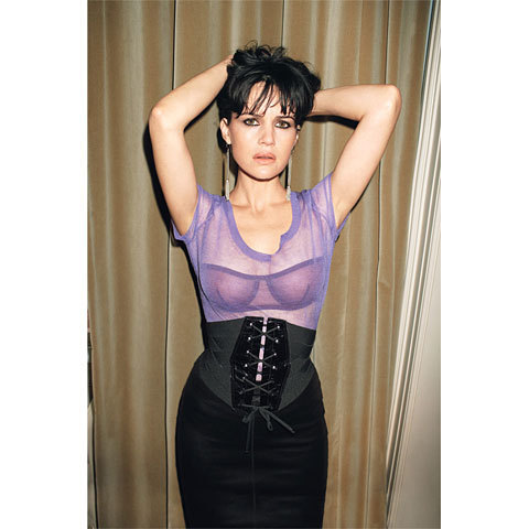 Carla gugino see through apologise, but