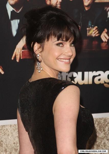 Carla Gugino In Entourage image