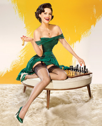 Carla Gugino | Vanity Fair Pin-up