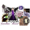 Carolina Broad polyvore collage