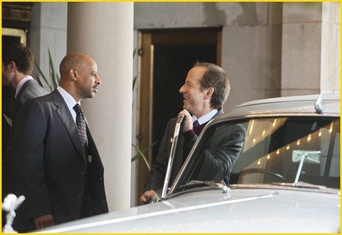 istana, castle - Episode 2.08 - Kill the Messenger - Promotional foto-foto