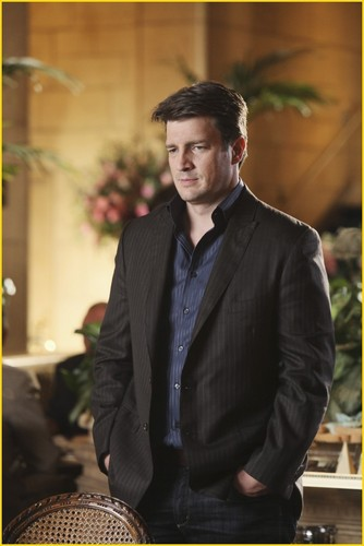 kastil, castle - Episode 2.08 - Kill the Messenger - Promotional foto