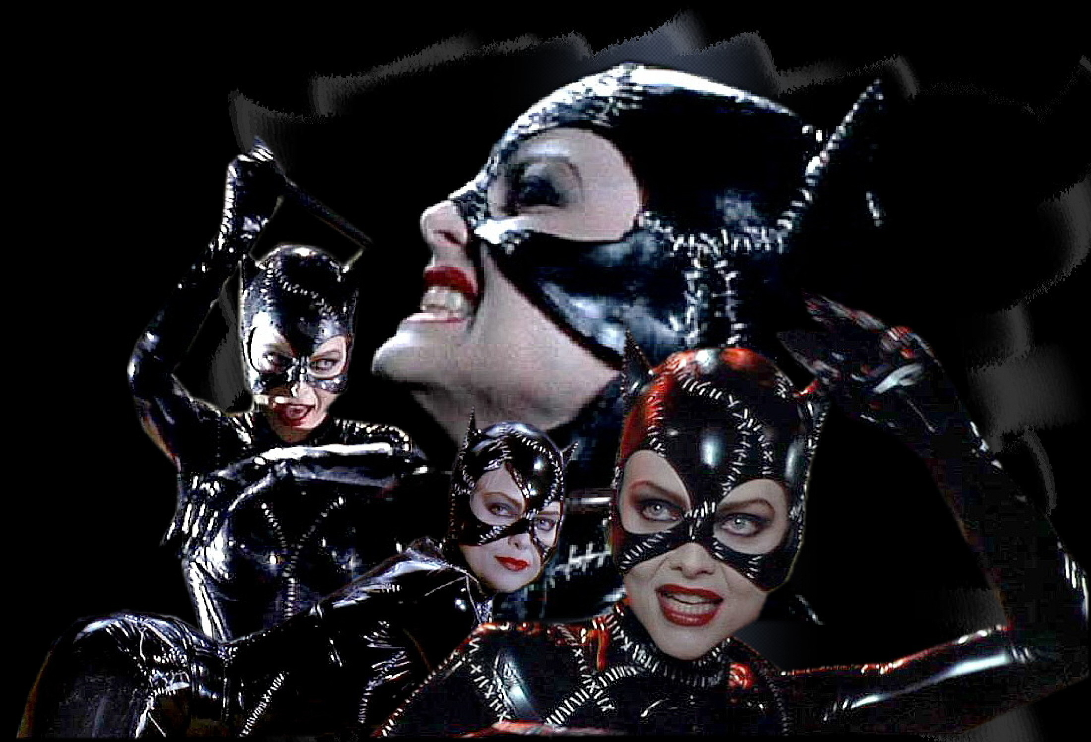 contest Michelle Pfeiffer sexy cat woman before and after