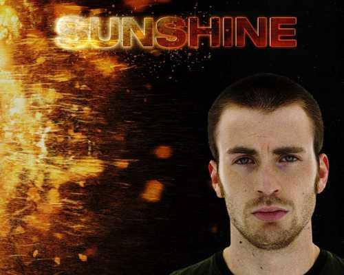 Chris Evans in Sunshine