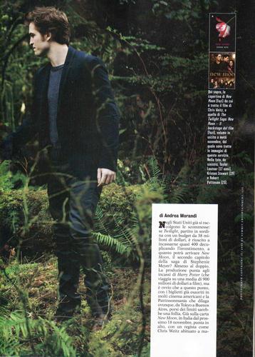 Ciak Magazine (Italy) - November 2009