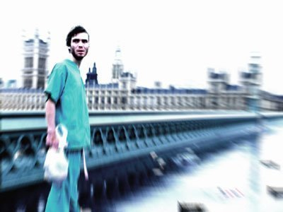 Cillian Murphy in 28Days Later