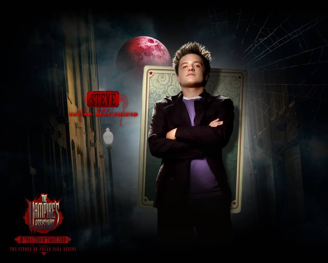 the vampires assistant movie