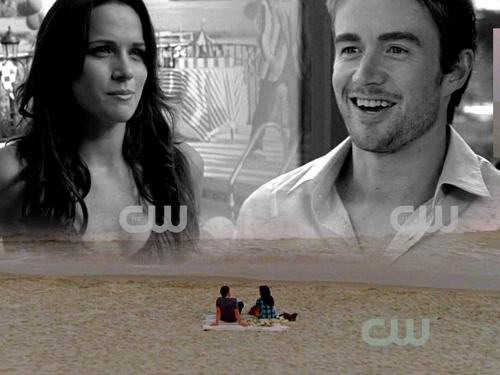 Clay and Quinn wallpaper titled Clinn