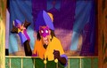 Clopin Trouillefou - clopin-trouillefou screencap