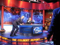 Colbert and Gore - the-colbert-report photo