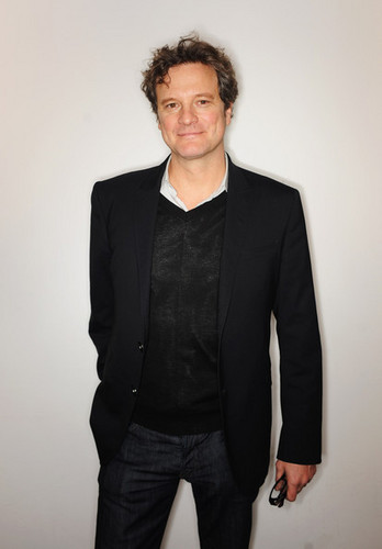 Colin Firth Portrait at The Times BFI 53rd ロンドン Film Festival