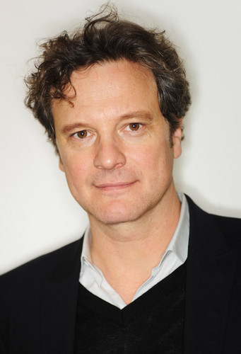 Colin Firth Portrait at The Times BFI 53rd London Film Festival