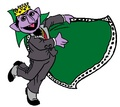 Count von Count - Royalty - sesame-street fan art