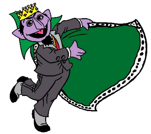 Count von Count - Royalty