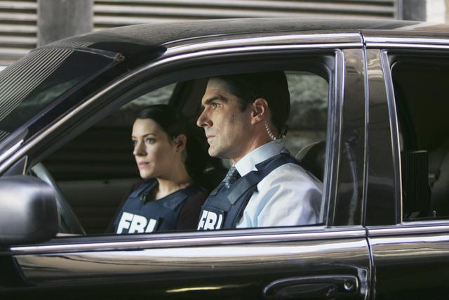 Criminal Minds - Episode 5.09 - 100 - Promotional 照片