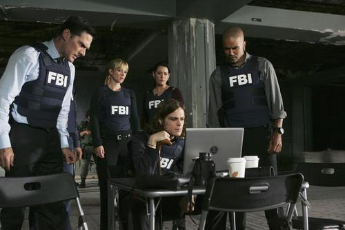 Criminal Minds - Episode 5.09 - 100 - Promotional foto
