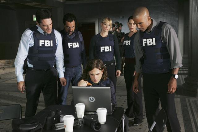 Criminal Minds - Episode 5.09 - 100 - Promotional Photos