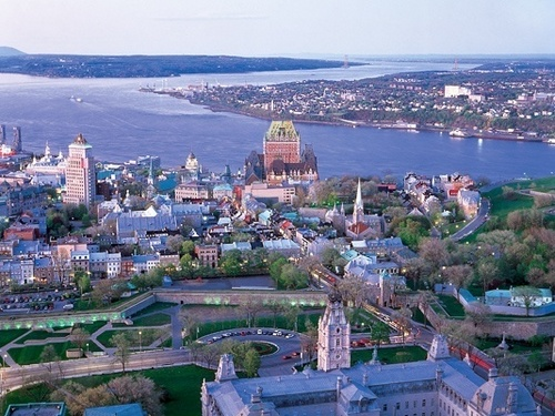 Cruise on the Saint-Lawrence in Quebec
