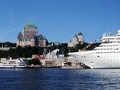 Cruise on the Saint-Lawrence in Quebec - canada photo