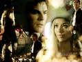 D/B - Haunted - damon-and-bonnie fan art