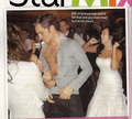 Ed Westwick's Wedding Striptease - ed-westwick photo