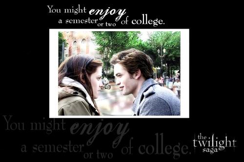 Edward et Bella