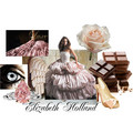 Elizabeth Holland Polyvore Collage