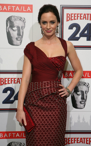 Emily at the 2009 BAFTA/LA Britannia Awards
