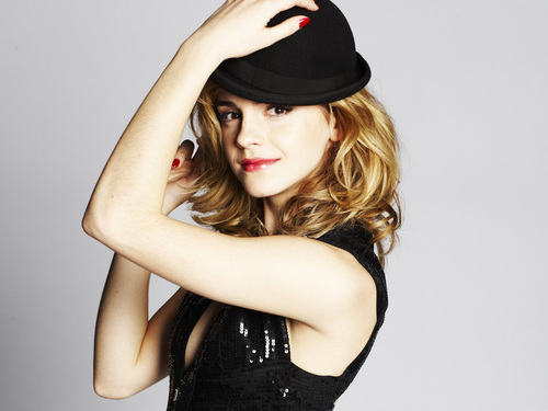 Emma Watson wolpeyper titled Emma Watson