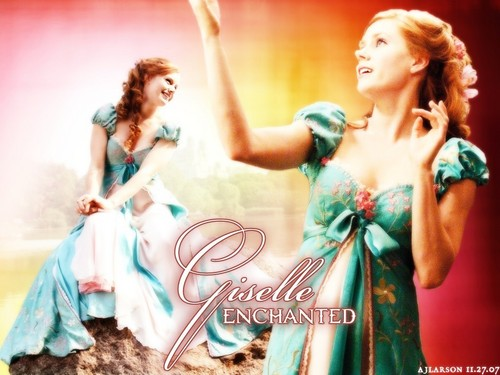 Enchanted Giselle - enchanted Wallpaper