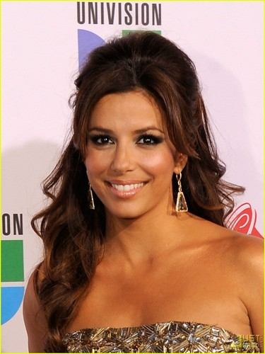 Eva @ 2009 Latin Grammy Awards