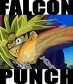 Falcon PUNCH! - yu-gi-oh-abridged fan art