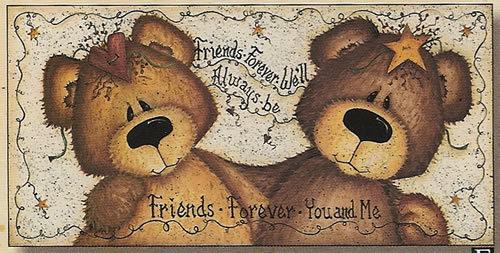 Những người bạn forever
