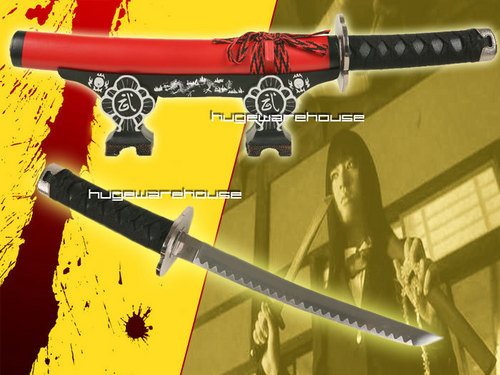 Gogo's sword  - gogo-yubari Photo