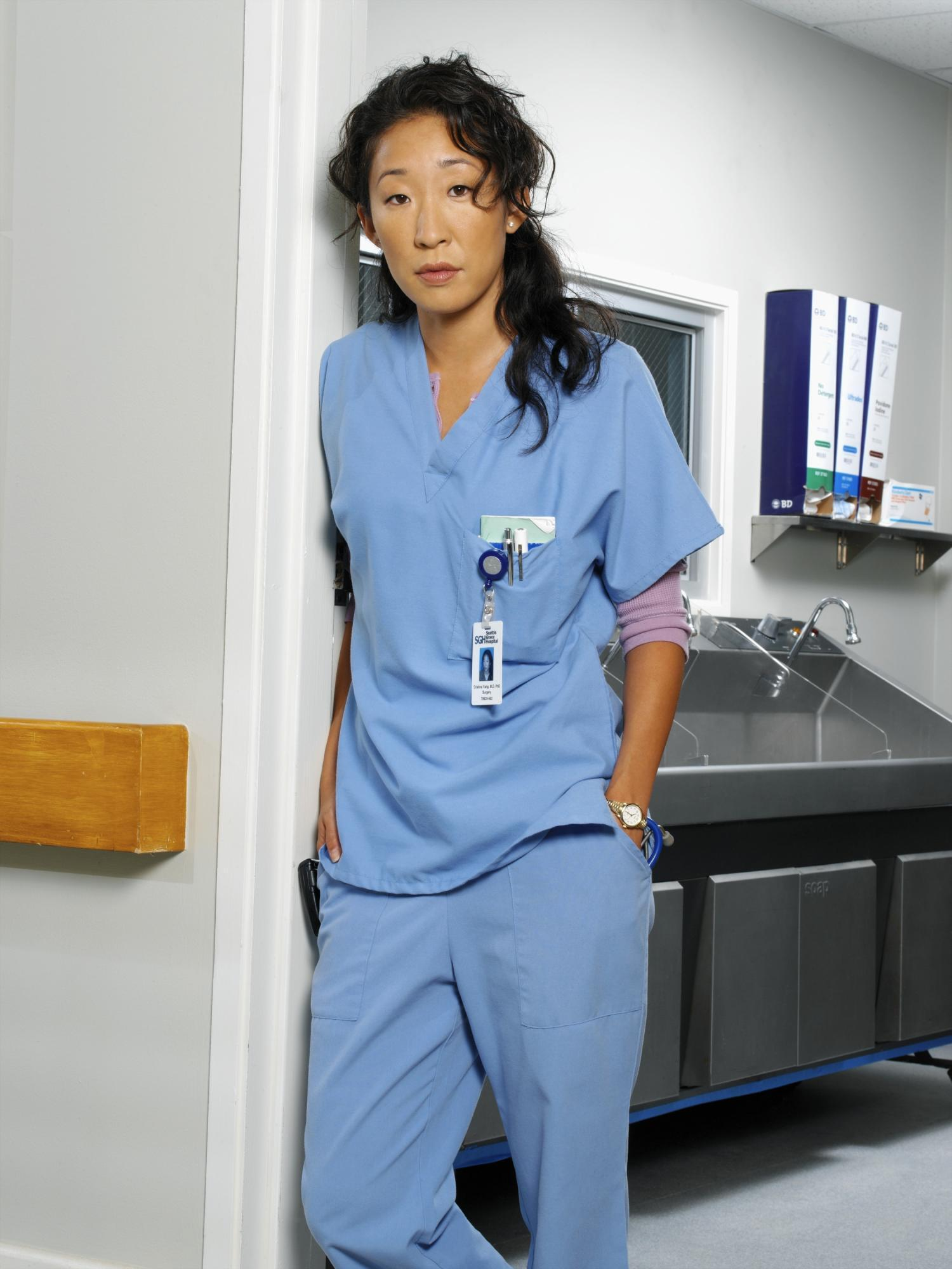 Sandra Oh GreyS Anatomy