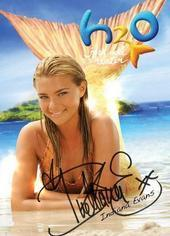 Indiana Evans 바탕화면 probably with a bather, a resort, and a portrait called H20 Bella