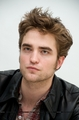 HQ Robert Pattinson Images From the New Moon Press Conference  - twilight-series photo